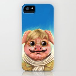 Studio Ghibli - Porco Rosso iPhone Case