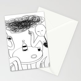 How To Fill The Heart Without Love Stationery Cards
