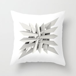 Uxitol (Struggle) Throw Pillow