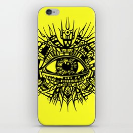 ALL-SEEING DEITY - EYE OF PROVIDENCE iPhone Skin