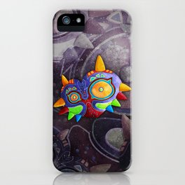 The Lost Mask iPhone Case