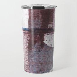 Gray claret Travel Mug