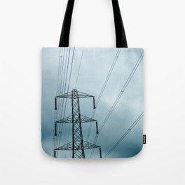 Pylon Sky Tote Bag