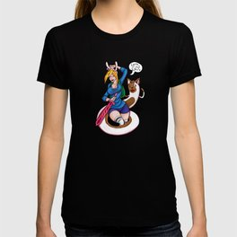 Fionna And Cake's Adventure! T-shirt