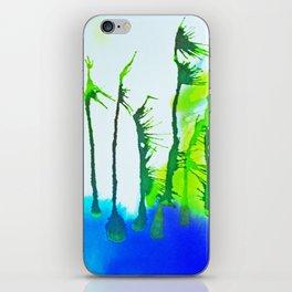 Tres Palmas iPhone Skin