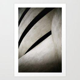 Guggenheim NYC Art Print