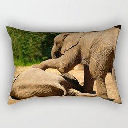 Wakey Wakey Rectangular Pillow
