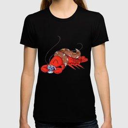 New England Winter T-shirt