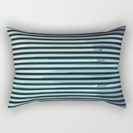 Wave #2 Rectangular Pillow