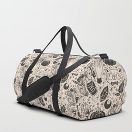 Magic pattern Duffle Bag