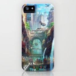 Royal City Escadia  iPhone Case