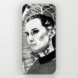 Cara Gee iPhone Skin