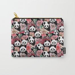 Because Panda Carry-All Pouch