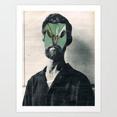 ZÉ FANTAS 2 Art Print