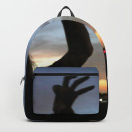 monster shadow twighlight Backpack