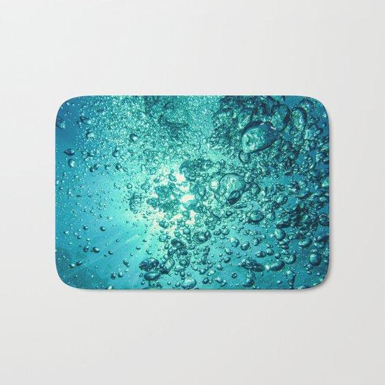 Thirsty Sprite Bubble Bath Mat