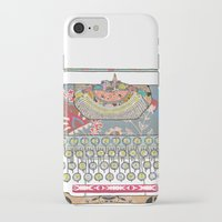 write iPhone & iPod Cases featuring I DON'T KNOW WHAT TO WRITE YOU by Bianca Green