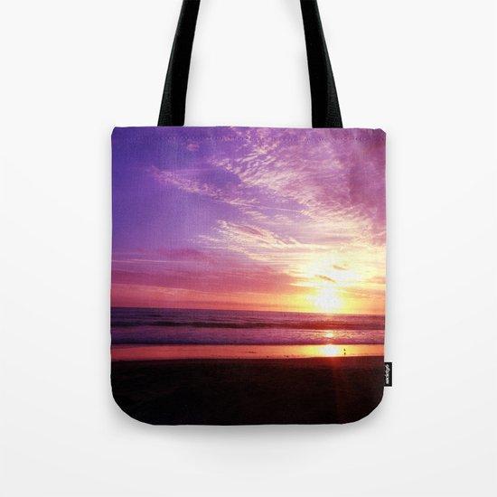 Photography + Color - Purple Daze Tote Bag