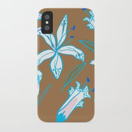 Lilies Cool iPhone Case