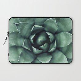 Macro Succulent Laptop Sleeve