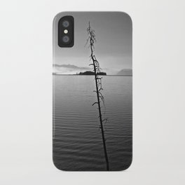 Lonely Alone iPhone Case