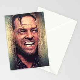 Here's Johnny Stationery Cards