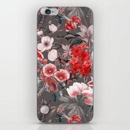 Romantic Garden IV iPhone Skin