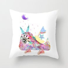 I'll protect for you Throw Pillow