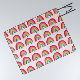 Rainbow Collection – Classic Palette Picnic Blanket