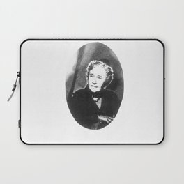 Agatha Christie Laptop Sleeve