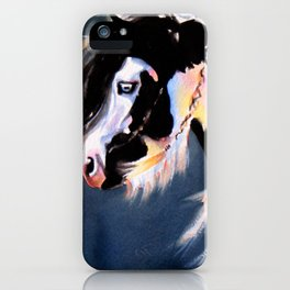 Gypsy Vanner Beauty iPhone Case