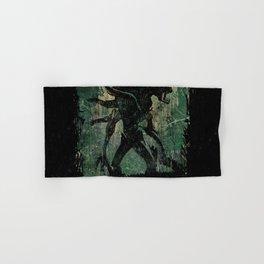 Monster Hand & Bath Towel