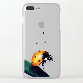 Oh, Bugger... Clear iPhone Case