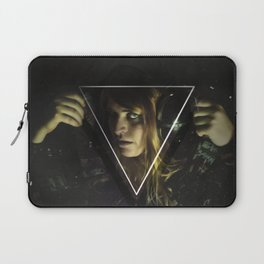 Spellcaster and Her Umbrawave Laptop Sleeve
