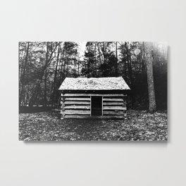 No Place Metal Print