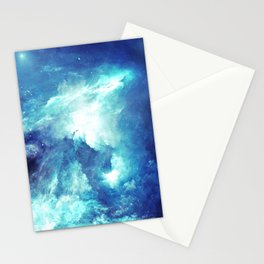 Stardust Path Stationery Cards