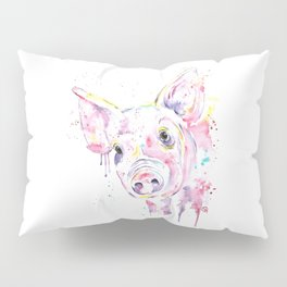 Pig - This Little Piggy Pillow Sham