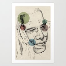 Obama's Dream Art Print