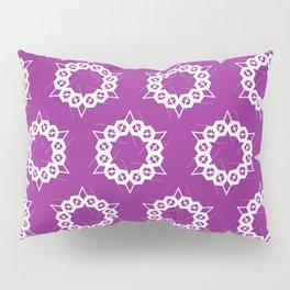 Abstract Stars Pattern Pillow Sham