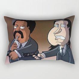 Brett's last mistake Rectangular Pillow