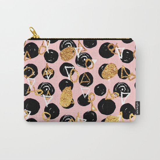 The Unbearable Lightness of Being Carry-All Pouch