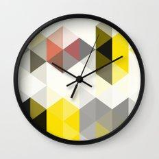 Modern Totem 01. Wall Clock