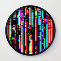port4x20a Wall Clock