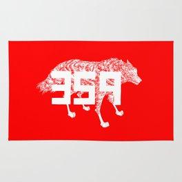 Wolf 359 Rug