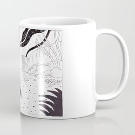 Smoke Coffee Mug