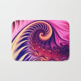 Rolling Ocean Wave Bath Mat
