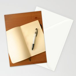 Always a Writer Stationery Cards