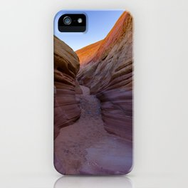 Colorful Canyon- 2, Valley of Fire State Park, Nevada iPhone Case