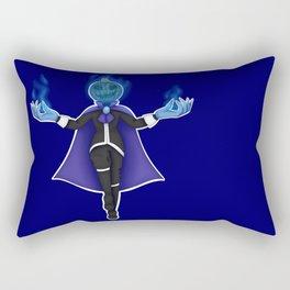 Jack-o-lantern Rectangular Pillow