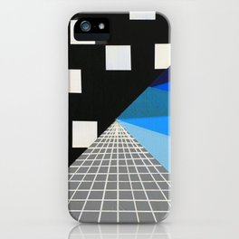 Glitch #2 iPhone Case